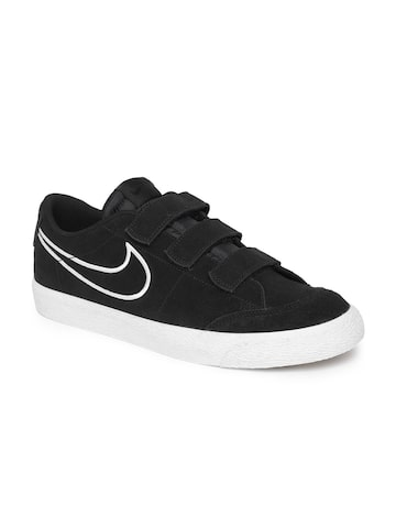 Nike Men Black SB Zoom Blazer AC XT Skateboarding Shoes Nike Sports Shoes at myntra