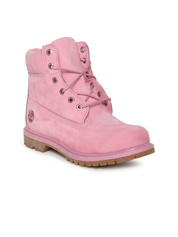 Timberland Women Pink 6