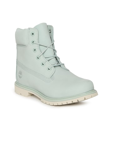 Timberland Women Light Green 6
