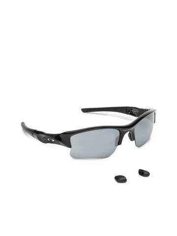 OAKLEY Men Mirrored Sunglasses 0OO9009 OAKLEY Sunglasses at myntra