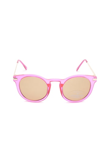 MANGO Women Oval Sunglasses 23005672 MANGO Sunglasses at myntra
