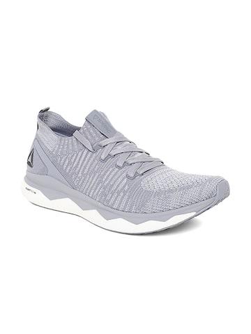 Reebok Men Grey Floatride ULTK Running Shoes Reebok Sports Shoes at myntra
