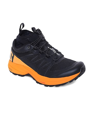Salomon Men Black XA ENDURO Running Shoes Salomon Sports Shoes at myntra