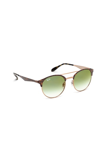 Ray-Ban Unisex Round Sunglasses 0RB35459074W051 Ray-Ban Sunglasses at myntra