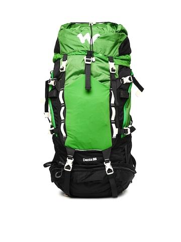 Wildcraft Unisex Green Danta 55 Rucksack at myntra