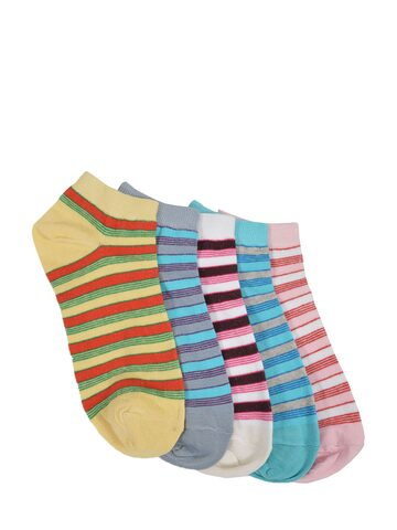 MARC Women Set of 5 Ankle-Length Socks MARC Socks at myntra