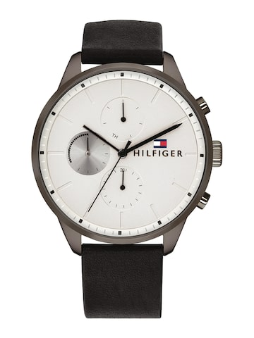 Tommy Hilfiger Men Off-White Analogue Watch Tommy Hilfiger Watches at myntra