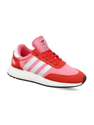 Adidas Originals Women Pink Sneakers Adidas Originals Casual Shoes at myntra