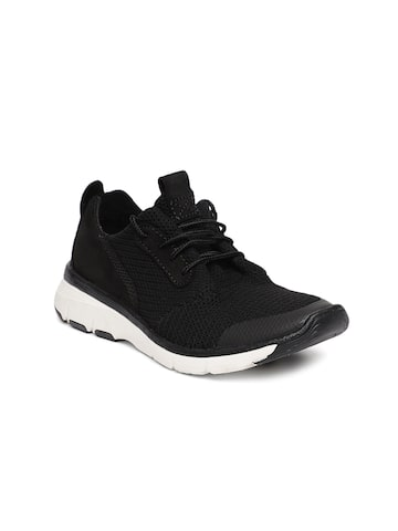 ed8ebda9e Timberland Women Black Altimeter Sneakers Timberland Casual Shoes from  myntra in Loafers