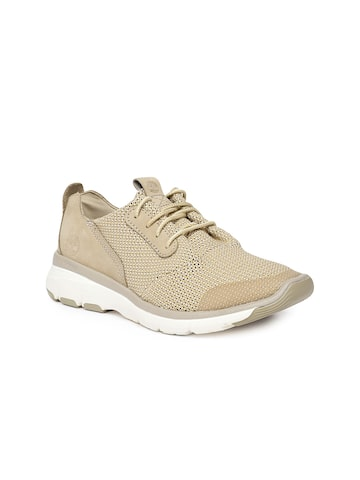 Timberland Women Beige ALTIMETER  Sneakers Timberland Casual Shoes at myntra