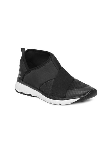 Timberland Women Black Altimeter Gore Slip On Sneakers Timberland Casual Shoes at myntra