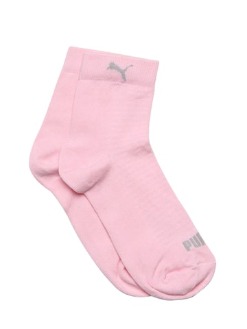 Puma Women Pink Ankle-Length Socks Puma Socks at myntra
