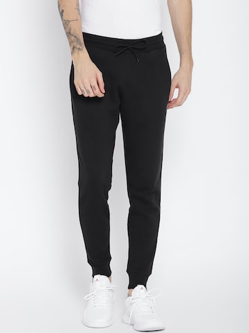 30388645793 Adidas Originals Black Solid Slim Fleece Joggers Adidas Originals Track  Pants from myntra in Track Pants