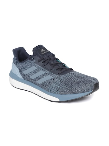 Adidas Men Navy Blue Solar Drive ST Running Shoes Adidas Sports Shoes at myntra