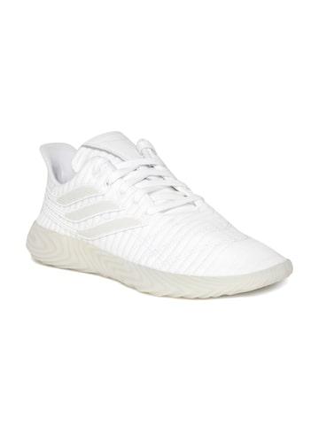 Adidas Originals Men White SOBAKOV Sneakers Adidas Originals Casual Shoes at myntra