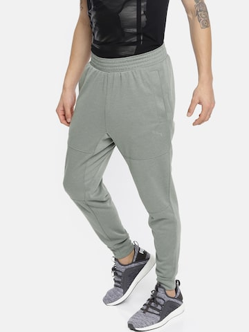 Puma Men Grey Energy Joggers Puma Track Pants at myntra