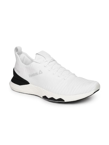 Reebok Men White FLOATRIDE 6000 Running Shoes Reebok Sports Shoes at myntra