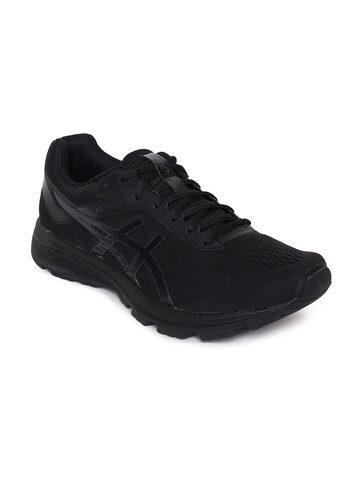 ASICS Men Black GT-1000 7 Running Shoes ASICS Sports Shoes at myntra