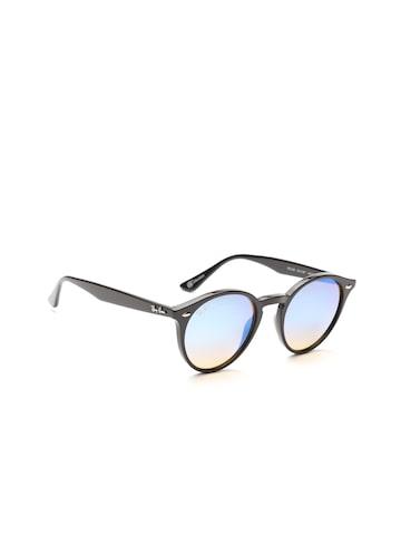 Ray-Ban Men Round Sunglasses 0RB21806312B749 Ray-Ban Sunglasses at myntra