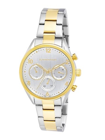 GIORDANO Men Silver-Toned Analogue Watch GIORDANO Watches at myntra