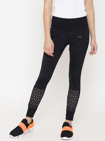 Stella McCartney by Adidas Women Black Train Believe This Studio Tights Adidas Tights at myntra