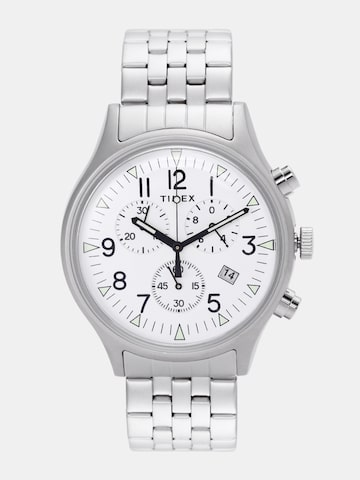Timex Men White Chronograph Watch TW2R68900 Timex Watches at myntra