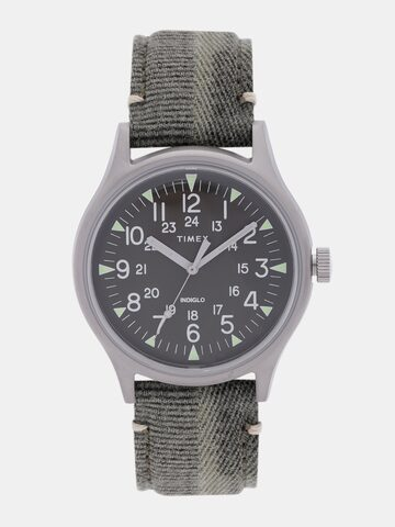 Timex Men Olive Green Digital Watch Timex Watches at myntra