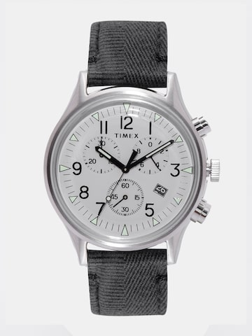Timex Men Grey Chronograph Watch TW2R68800_OR Timex Watches at myntra