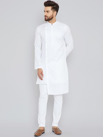 See Designs Men White Solid Straight Kurta See Designs Kurtas at myntra