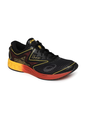 ASICS Men Black T722N.9004 Running Shoes ASICS Sports Shoes at myntra