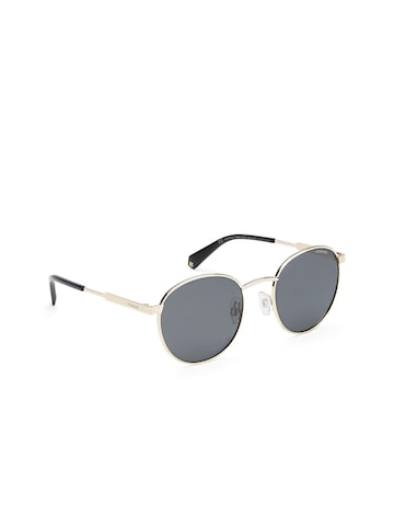 Polaroid Unisex Round Sunglasses 2053/S 2F7 51M9 Polaroid Sunglasses at myntra