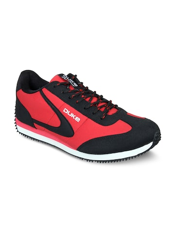 Duke Men Black Running Shoes Duke Sports Shoes at myntra