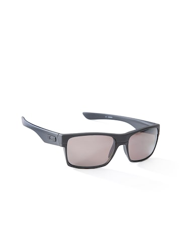 OAKLEY Men Rectangular Sunglasses 0OO9189-918926 at myntra