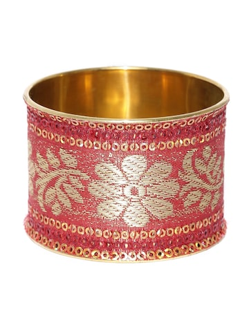 Anouk Coral Red Bangle at myntra