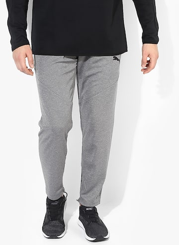 Grey Track Pants Puma Track Pants at myntra