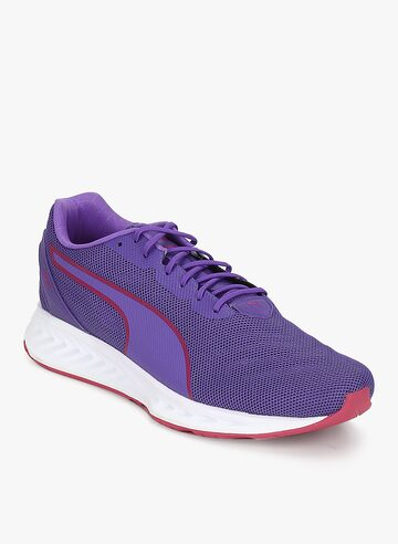 Ignite 3 Pwrcool Wn S Purple Running Shoes Puma Sports Shoes at myntra