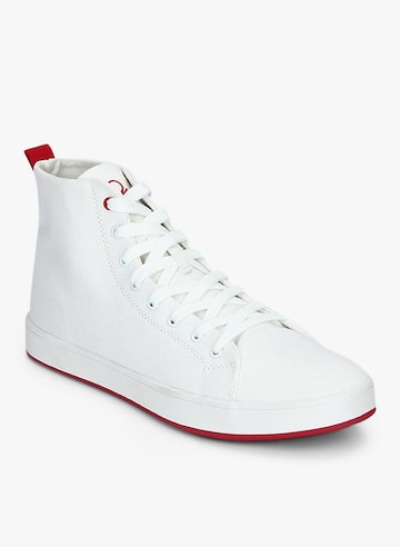 White Sneakers United Colors of Benetton Casual Shoes at myntra
