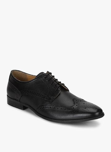 Black Formal Shoes Steve Madden Formal Shoes at myntra