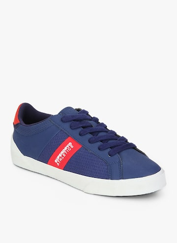Vintage Court Trainer Navy Blue Sneakers Superdry Casual Shoes at myntra
