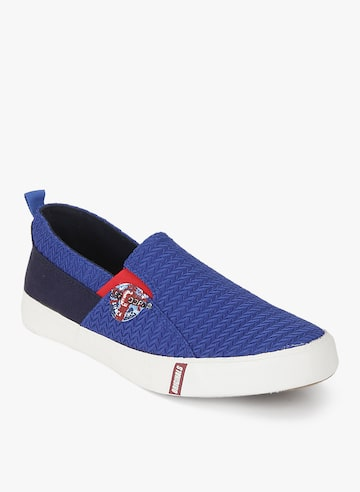 Blue Sneakers Lee Cooper Casual Shoes at myntra