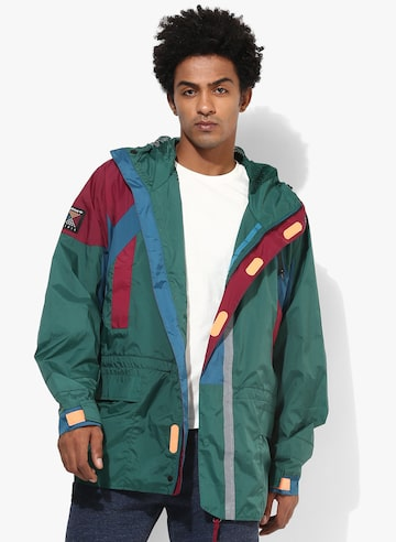 Green Casual Jacket Adidas Originals Jackets at myntra