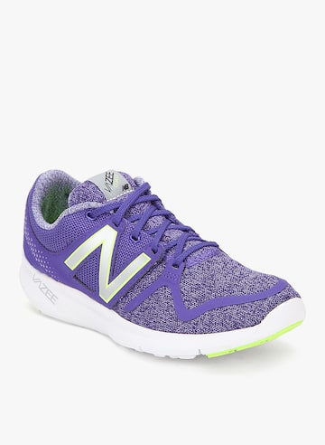 Coast Purple Running Shoes New Balance Sports Shoes at myntra