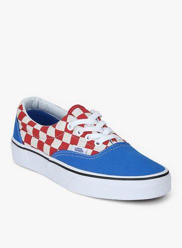 Vans Unisex Blue Printed ERA Sneakers Vans Casual Shoes at myntra