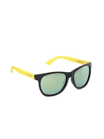 Joe Black Unisex Mirrored Sunglasses JB-553-C1 at myntra