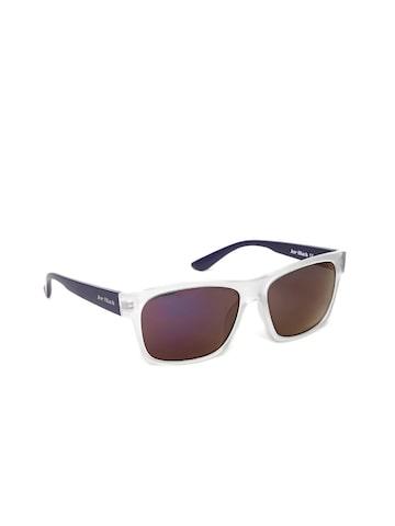 Joe Black Unisex Mirrored Sunglasses JB-554-C4 at myntra