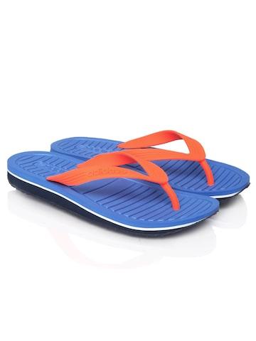 adidas neo flip flops