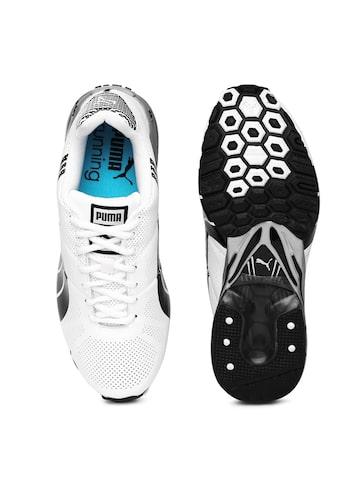 Puma Cell Hiro Dp Black Running Shoes