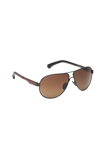 Fastrack Men Gradient Sunglasses M133BR2 at myntra