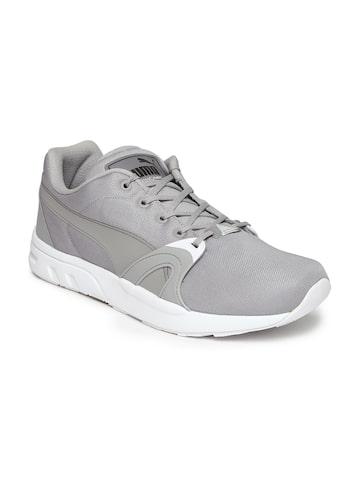 PUMA Men Grey XT S Sneakers at myntra