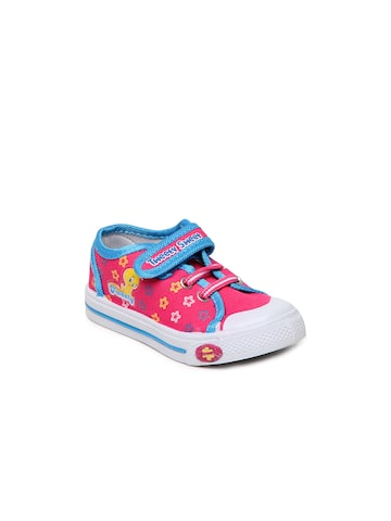 Tweety Girls Pink Casual Shoes available at Myntra for Rs.274